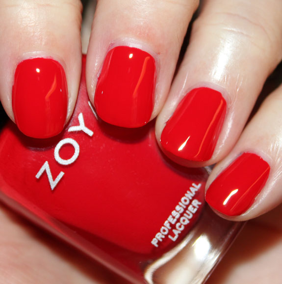 Zoya Summertime Collection For Summer 2011 Swatches
