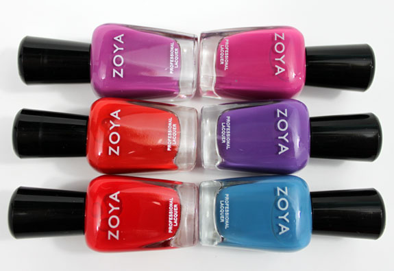 as With Most Zoya's