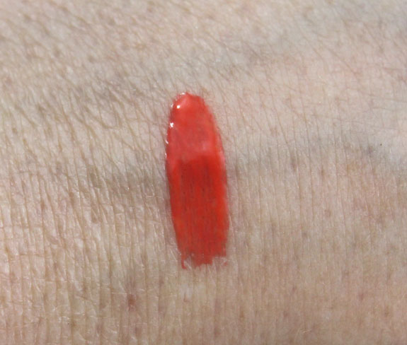 Benefit Cha Cha Tint Swatch1
