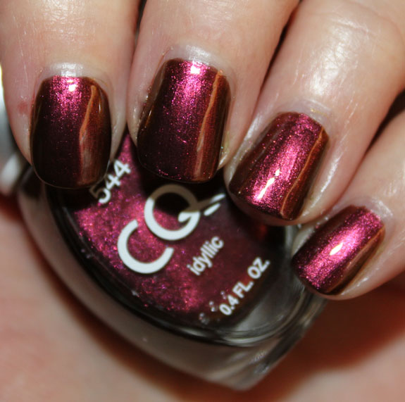 CQ Nail Polish Photos, Swatches & Review | Vampy Varnish