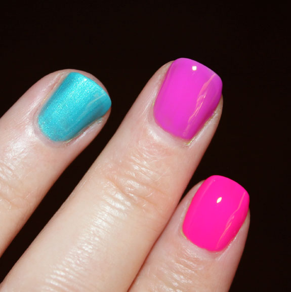 Color Club Wicked Sweet Swatch3
