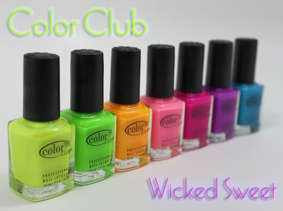 Color Club Wicked Sweet