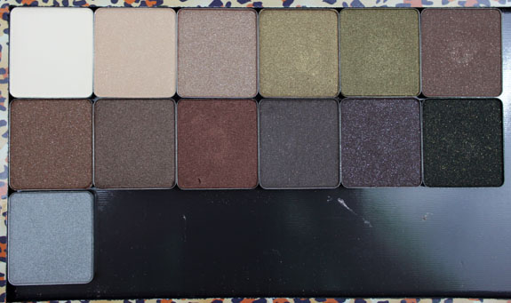 Inglot Eye Shadow Neutrals 2