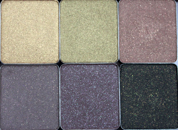 Inglot Eye Shadow Neutrals 4