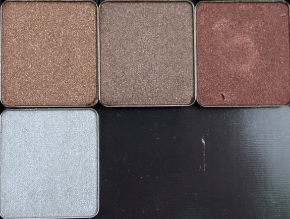 Inglot Eye Shadow Neutrals 5