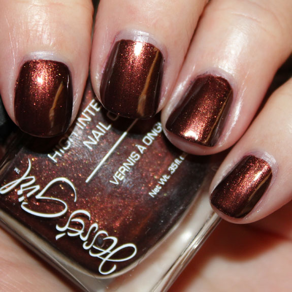 Jesse\'s Girl High Intensity Nail Color Swatches & Review | Vampy Varnish