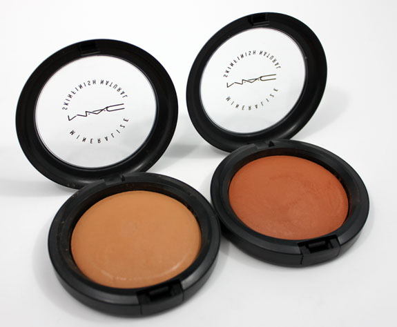 MAC Bronze Everyday Mineralize Skinfinish Natural