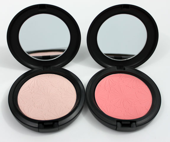 MAC Fashion Flower Beauty Powder MAC Fashion Flower Collection for Summer 2011 Swatches, Photos & Review