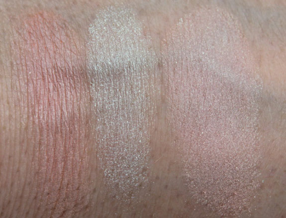 MAC Quite Cute Miss Behave Swatches