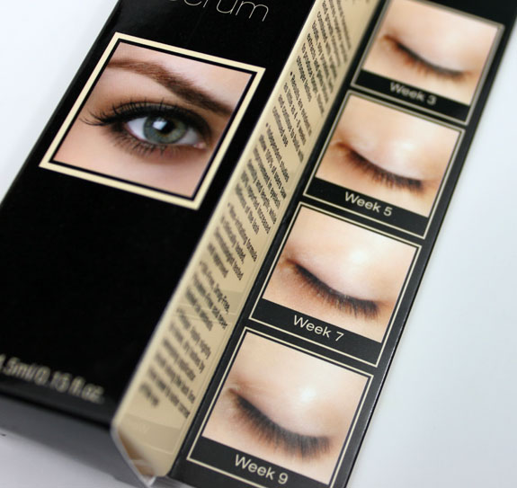 How Do Your Lashes Grow With Nyx Grow Lash Serum Long Full Lash