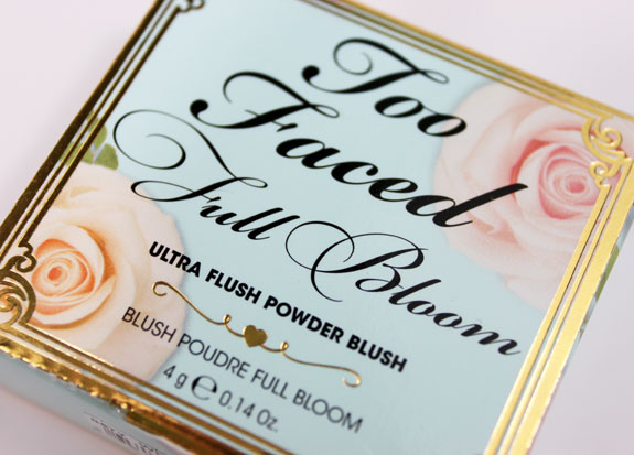 Too Faced Full Bloom Ultra Flush Powder Blush 2