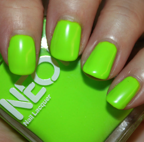 Lime Green Nails Tumblr