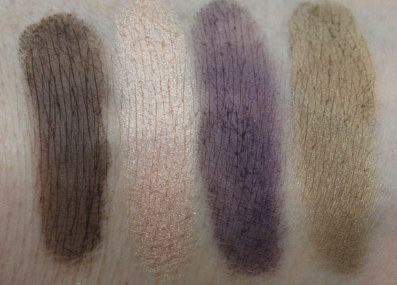 Cargo London Swatches