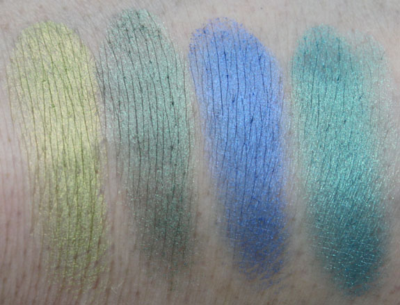 Cargo Tahiti Swatches