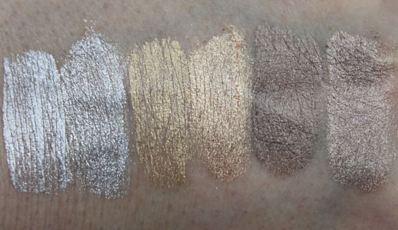 Jemma Kidd Glitterari Shadow Dust Duo Swatch 1
