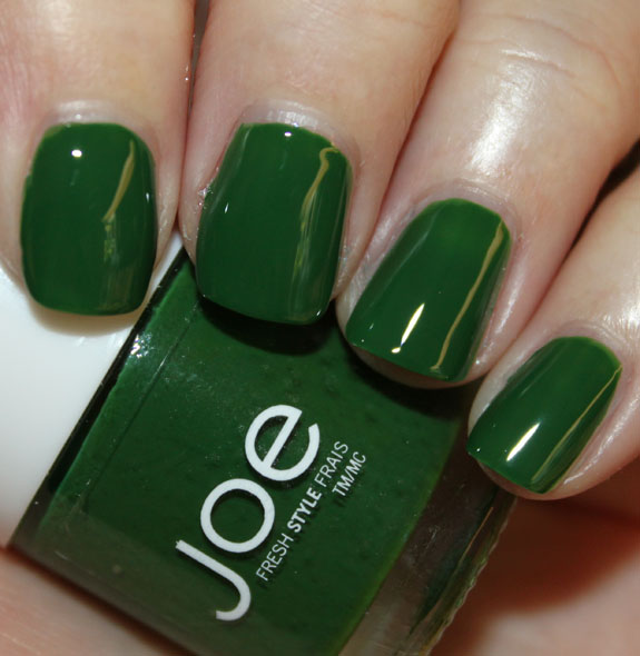 Joe Fresh Style Nail Polish Swatches & Review | Vampy Varnish
