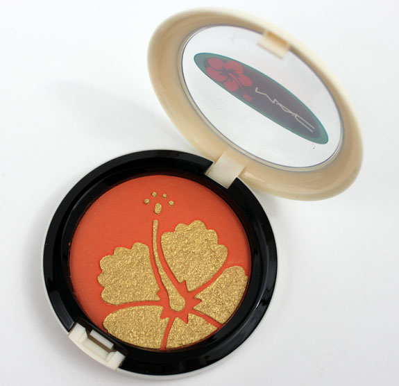 MAC Surf Baby Cheek Powder My Paradise 2