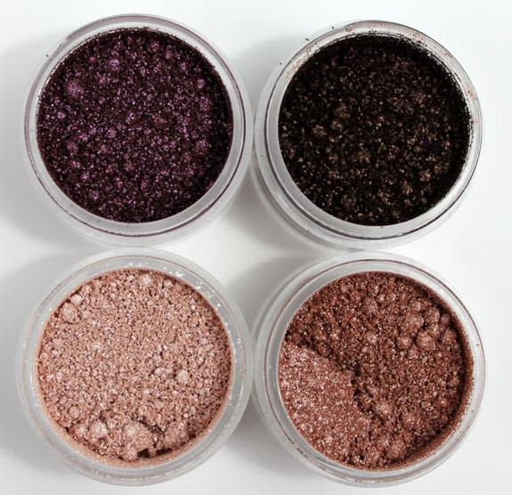 MAC Surf Baby Crshed Metallic Pigment Summer Stash 2