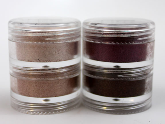 MAC Surf Baby Crushed Metallic Pigments Summer Stash Stacks 2
