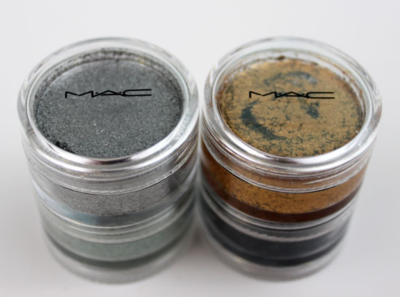 MAC Surf Baby Crushed Metallic Pigments Surf The Ocean