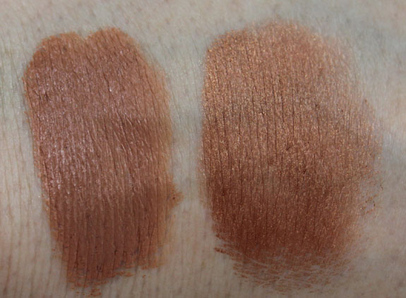 MAC Surf Baby Skinsheen Bronzer Stick Swatches