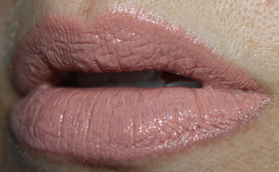 P2 Sunset Boulevard Lip Swatch