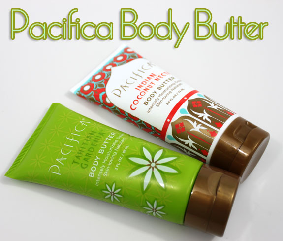 Pacifica Body Butter Pacifica Body Butter in Indian Coconut Nectar and Tahitian Gardenia