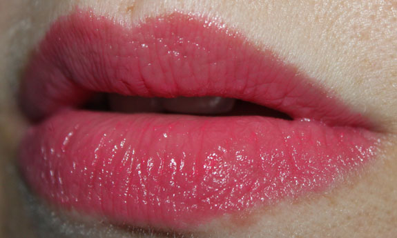 Pixi Succulent Lip Twin Pink Peony Swatch 1