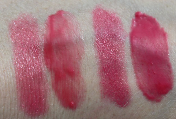 Pixi Succulent Lip Twin Swatch 1
