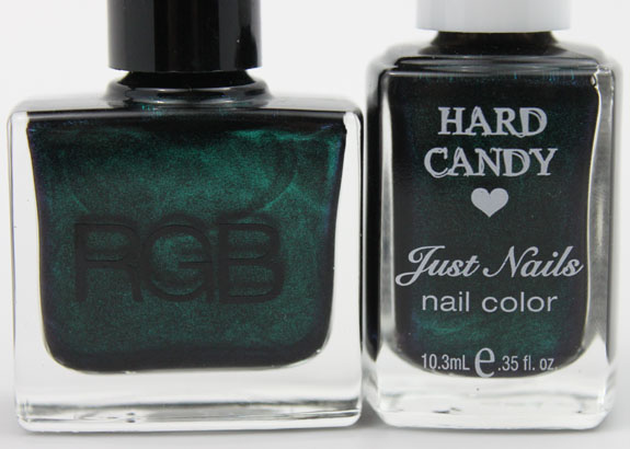 RGB Sea vs Hard Candy Envy 5