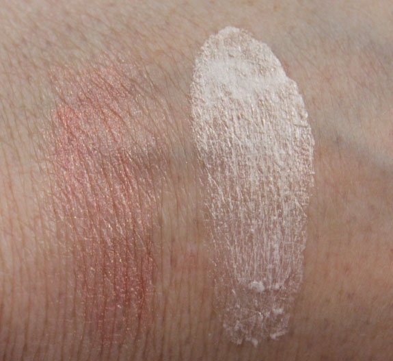 Anastasia Highlighting Creme Duo Aspen Swatch