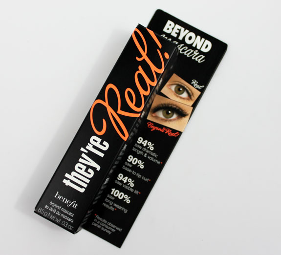 Benefit Theyre Real 2 Benefit Theyre Real! Mascara Swatches, Photos & Review