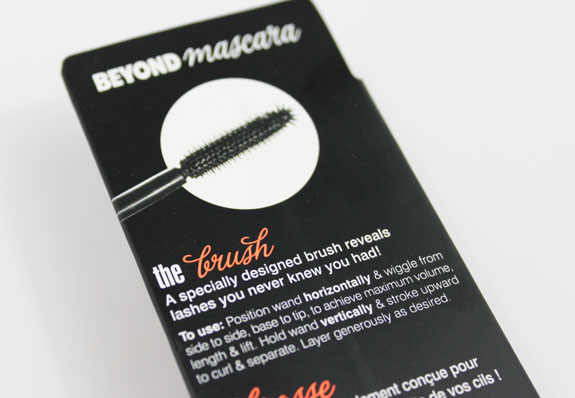 Benefit Theyre Real 3 Benefit Theyre Real! Mascara Swatches, Photos & Review