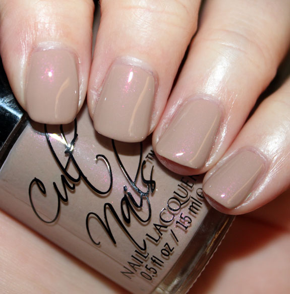 Cult Nails Cruisin Nude