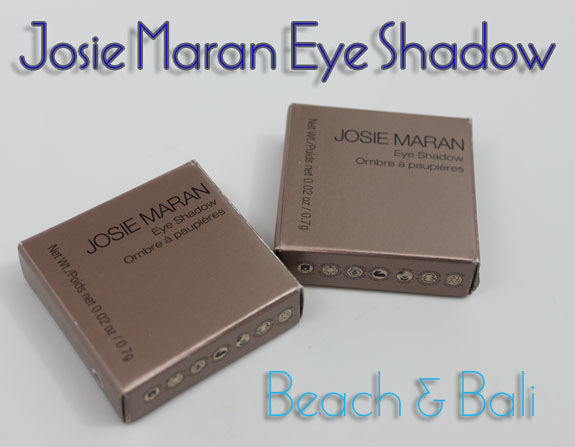 Josie Maran Eye Shadow