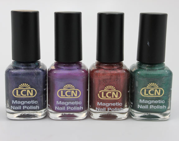 Lcn Magnetic Nail Polish Swatches Photos Review
