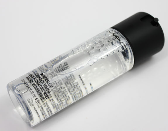 MAC Semi Precious Mineralized Charged Water