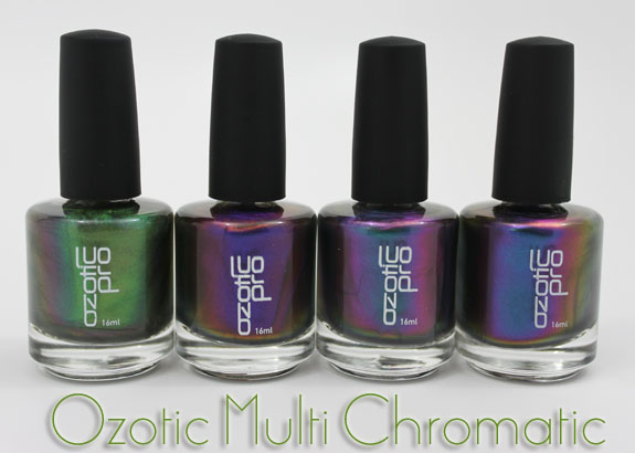 Ozotic Multi Chromatic