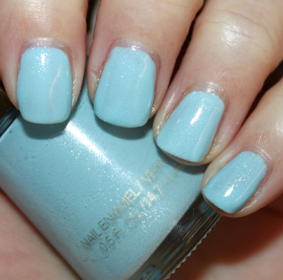 Revlon Blue Lagoon and Waterfall
