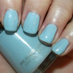 Revlon Summer Romantics Blue Lagoon Swatch 150x150 Revlon Summer Romantics Nail Enamel Collection Swatches, Photos & Review