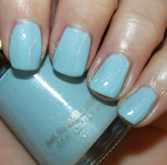 Revlon Summer Romantics Blue Lagoon Swatch