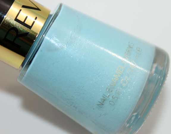 Revlon Summer Romantics Blue Lagoon Revlon Summer Romantics Nail Enamel Collection Swatches, Photos & Review