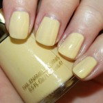 Revlon Summer Romantics Sunshine Sparkle Swatch 150x150 Revlon Summer Romantics Nail Enamel Collection Swatches, Photos & Review