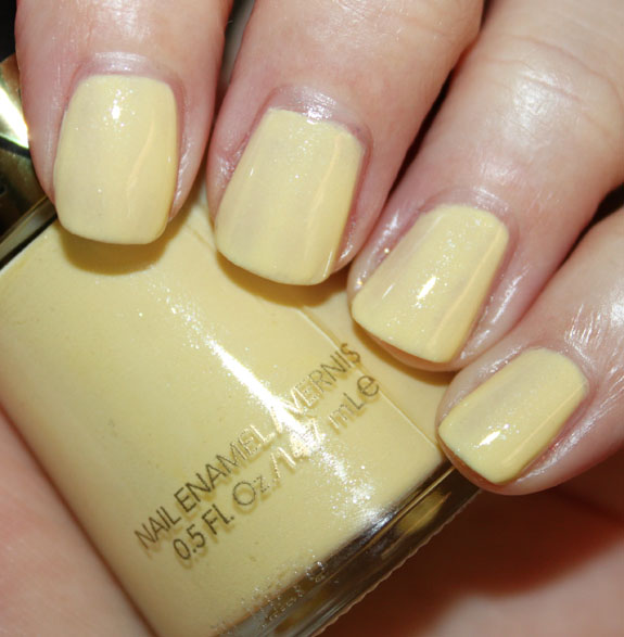 Revlon Summer Romantics Sunshine Sparkle Swatch Revlon Summer Romantics Nail Enamel Collection Swatches, Photos & Review