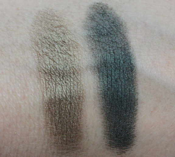 TheBalm Shady Lady Eyeshadow Swatches