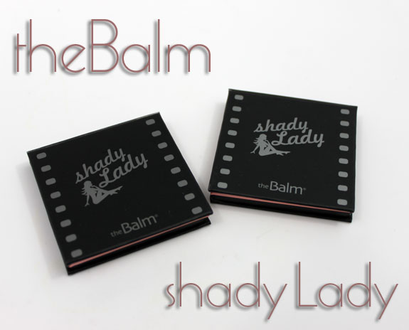 TheBalm Shady Lady Eyeshadow