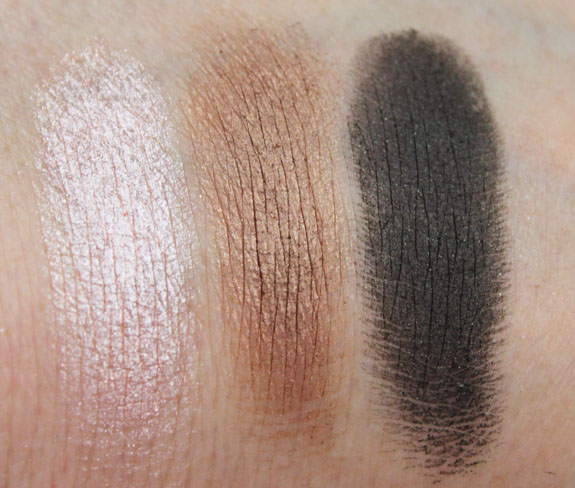 Mark i mark metallic eyeshadow Swatches