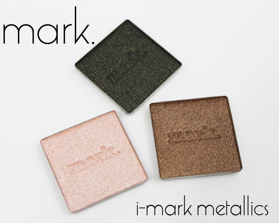 mark i mark metallic eyeshadow mark. I Mark Custom Pick Eye Shadow for Fall 2011 Swatches, Photos & Review