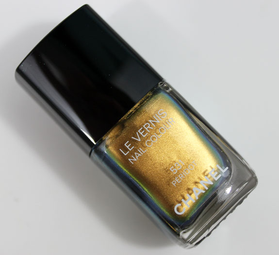 Chanel Illusions d Ombre Peridot