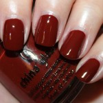 China Glaze Brownstone 150x150 China Glaze Metro Collection for Fall 2011 Swatches, Photos & Review   Part II